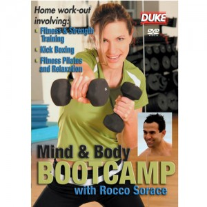 Rocco Sorace Mind and Body Bootcamp