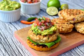 Vegan Mexican bean burger recipe by Rocco Sorace